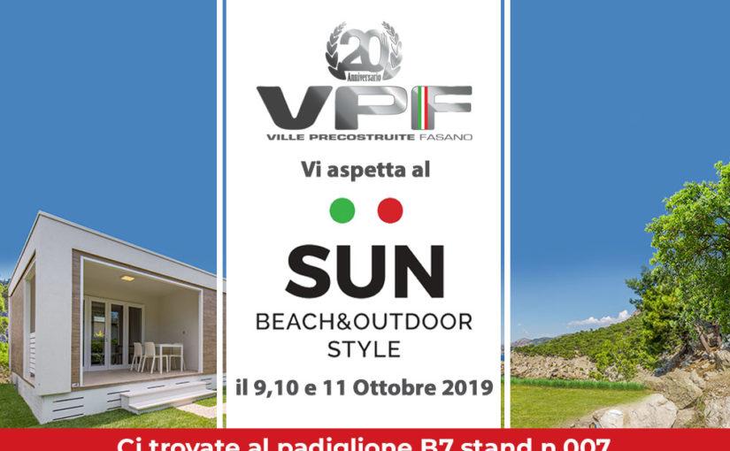 VPF sarà presente al Sun 2019 a Rimini