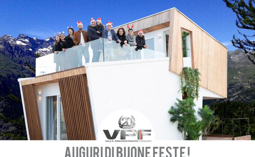 VPF Vi augura Buone Feste!